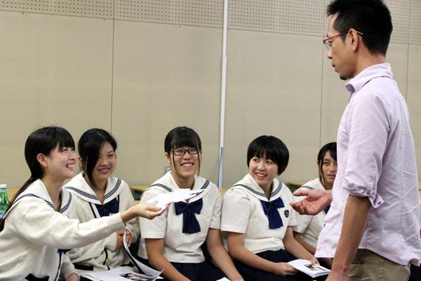 博多女子高校 トータルビジネス科 福岡