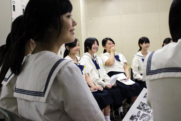 博多女子高校 商品開発 授業 福岡