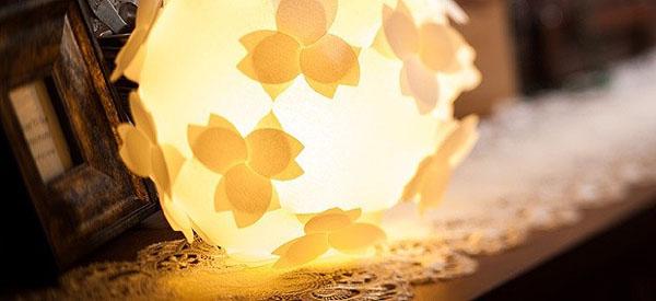 コハルライト 桜 おしゃれ 照明器具 フロアライト